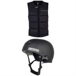 Mystic Star Impact Wake Vest + MK8 Wake Helmet