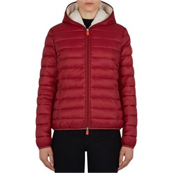 Save the Duck Giga Sherpa Short Jacket - Women's