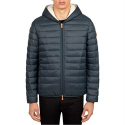 Save the Duck Giga Sherpa Hood Jacket