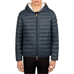 Save the Duck Giga Sherpa Hood Jacket