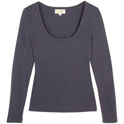 Mollusk Long-Sleeve Rib T-Shirt - Women's