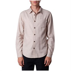 Rhythm Wool Long-Sleeve Shirt