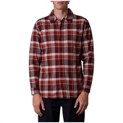Rhythm Woodsman Long-Sleeve Shirt