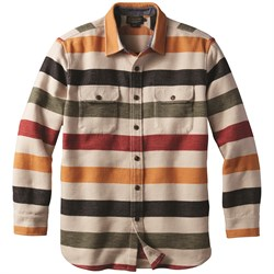 Pendleton Blanket Stripe Overshirt