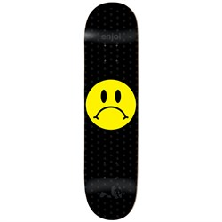 Enjoi Frowney Face R7 8.375 Skateboard Deck