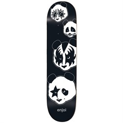 Enjoi Kiss Logo R7 8.0 Skateboard Deck