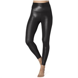 Beyond Yoga Pearlized High-Waisted Midi Leggings - Women's