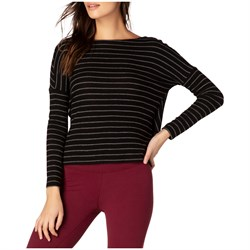 Beyond Yoga Brushed Back Pullover - Women's