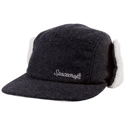 Spacecraft Fuzz 5-Panel Cap