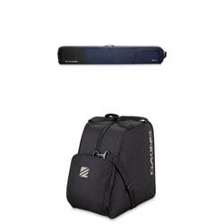 Dakine Fall Line Double Ski Bag + Dakine Boot Bag 30L