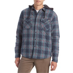 Salty Crew Dock Flannel Jacket