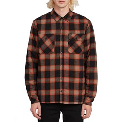 Volcom Belgrade Long-Sleeve Flannel Shirt