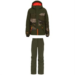O'Neill Thunder Peak Jacket ​+ O'Neill Anvil Pants - Boys'