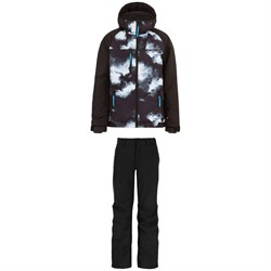 O'Neill Grid Jacket - Boys' ​+ O'Neill Anvil Pants - Boys'