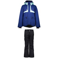Obermeyer June Jacket - Girls' ​+ Obermeyer Brooke Pants - Big Girls'