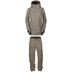 Norrona Røldal GORE-TEX PrimaLoft® Jacket +  Pants - Women's