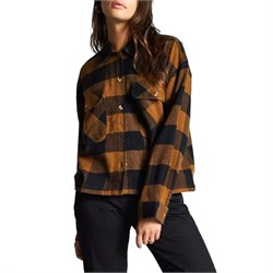 Brixton Astoria Flannel Overshirt - Women's