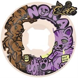 OJ Nora's Revenge Elite White Universals 101a Skateboard Wheels