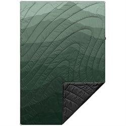 Rumpl Original Puffy Blanket - Cascade Fade