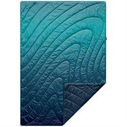 Rumpl Original Puffy Blanket - Ocean Fade