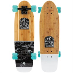 Sector 9 Billow Bambino Cruiser Skateboard Complete