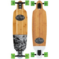 Sector 9 Monsoon Shoots Longboard Complete