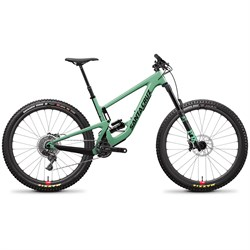 Santa Cruz Bicycles Megatower CC X01 Reserve Complete Mountain Bike 2019 - Used