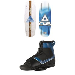 Connelly Vibe Wakeboard + Venza Wakeboard Bindings