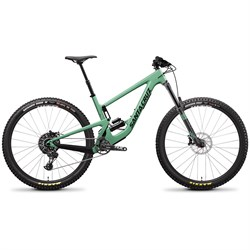 Santa Cruz Bicycles Megatower C R Complete Mountain Bike 2019