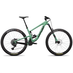 Santa Cruz Bicycles Megatower C S Complete Mountain Bike