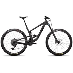 Santa Cruz Bicycles Megatower C S Complete Mountain Bike 2019