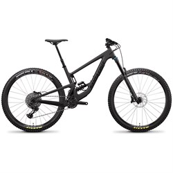 Santa Cruz Bicycles Megatower C S Coil Complete Mountain Bike 2019
