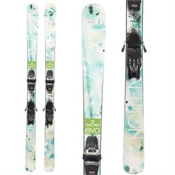 Coalition Snow Rebel Skis ​+ Marker Griffon Demo Bindings - Women's  - Used