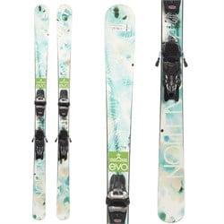 Coalition Snow Rebel Skis + Marker Griffon Demo Bindings - Women's  - Used