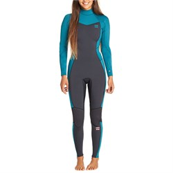 Billabong 3​/2 Furnace Synergy GBS Back Zip Wetsuit - Women's