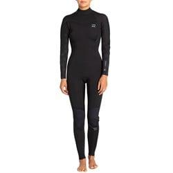 Billabong 3/2 Synergy Flatlock Back Zip Wetsuit - Women's