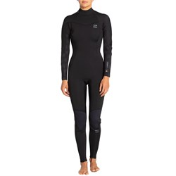 Billabong 3​/2 Synergy Flatlock Back Zip Wetsuit - Women's - Used