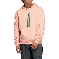 Adidas Solid Pillard Hoodie