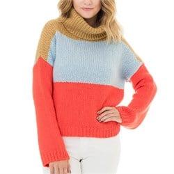 Woven Heart Quinn Sweater - Women's