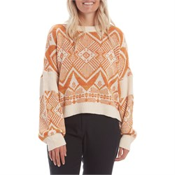 Woven Heart Dawn Sweater - Women's