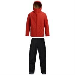 Burton Hilltop Jacket + Cargo Pants