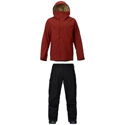 Burton Hilltop Jacket + Cargo Mid Fit Pants