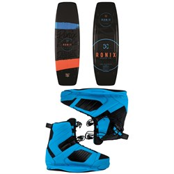 Ronix District Wakeboard - Blem + Cocktail Bindings