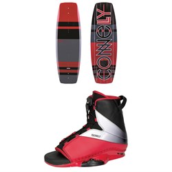 Connelly Reverb Wakeboard + Empire Bindings