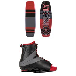 Connelly Reverb Wakeboard ​+ Empire Wakeboard Bindings