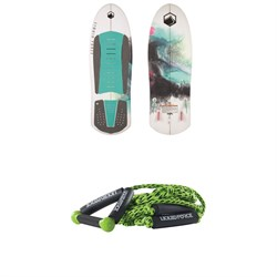 Liquid Force Sheila Wakesurf Board ​+ 9