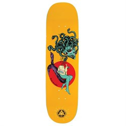 Welcome Gorgon on Enera 8.5 Skateboard Deck