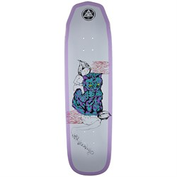 Welcome Loo Dood on Wicked Queen 8.6 Skateboard Deck