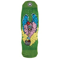 Welcome Flying Ape on Dark Lord 9.75 Skateboard Deck