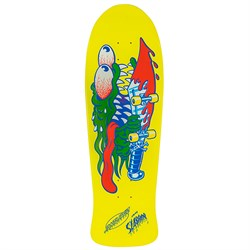 Santa Cruz Slasher ReIssue 10.1 Skateboard Deck